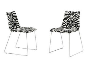 SCAB DESIGN - zebra pop - Chaise