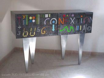 Decoupe Creative - bug - Console