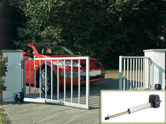 Wimove - pack motorisation pour portail battant limusone d8 - Portail À Vantaux