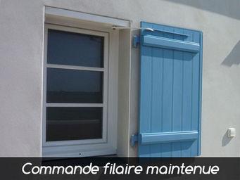 Wimove - wibat linteau sur mesure commande filaire maintenu - Automatisme Et Motorisation Pour Volet