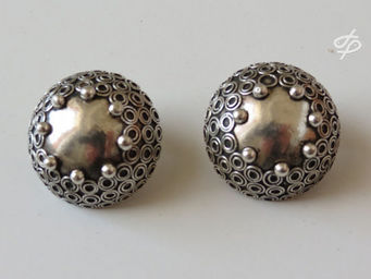 blili's - collection byzance - Boucles D'oreilles