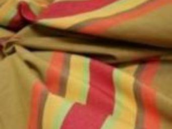 TISSUSDESLUNES - rayures - Tissu D'extérieur