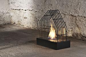 ACQUAEFUOCO - homefire - Cheminée Sans Conduit D'évacuation