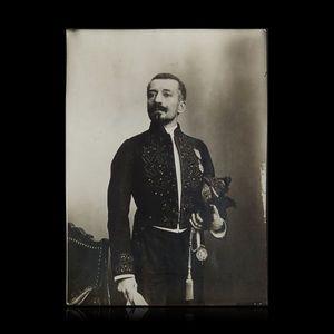 Expertissim - loti pierre (1850-1923) le jour de sa réception à  - Photographie
