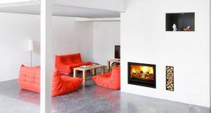 Bodart & Gonay -  - Chemin�e � Foyer Ferm�
