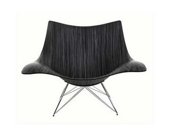 Fredericia - stingray gris - Rocking Chair