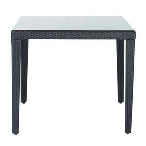 MAISONS DU MONDE - table à dîner carrée miami - Table De Repas Rectangulaire