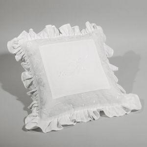 Maisons du monde - housse de coussin plis - Housse De Coussin