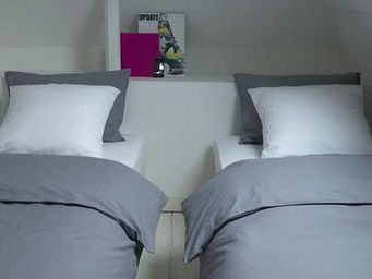 COTOON-PARIS - percale simple - Taie D'oreiller