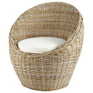 Maisons du monde - fauteuil cocon - Fauteuil De Jardin