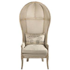 Maisons du monde - fauteuil carrosse antan - Fauteuil