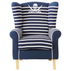 Maisons du monde - fauteuil pirate - Fauteuil