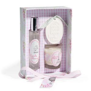 Maisons du monde - coffret lovely flower - Parfum D'intérieur