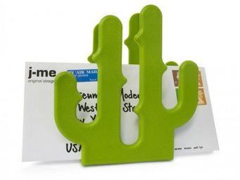 Manta Design - porte-lettres green cactus - Trieur À Courrier