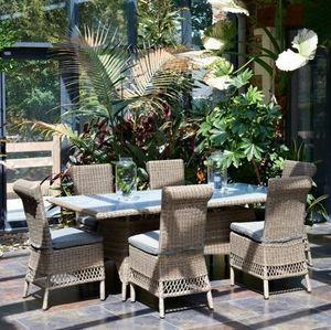 LE RÊVE CHEZ VOUS -  - Table De Jardin