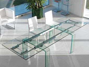 ITALY DREAM DESIGN - fortuny 180 - Table À Rallonge