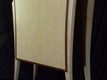 DAAN KOERS ÉBÉNISTE - armoirette palissandre des indes - Cabinet