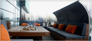 MOBEX / Le Mobilier d'Exception -  - Table Brasero