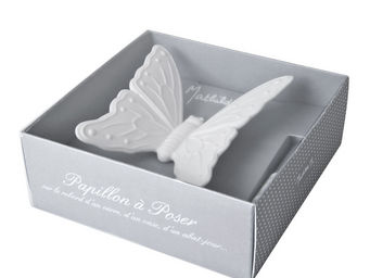 Mathilde M - grand papillon, parfum voltige - Décoration De Table