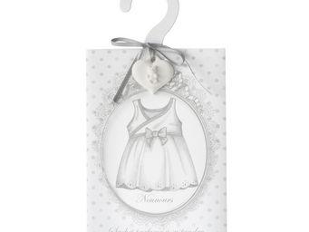 Mathilde M - cintre petite fille, parfum nounours - Cintre