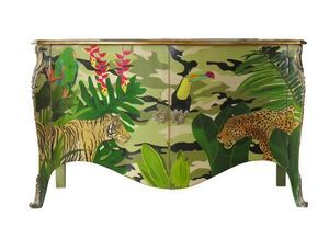 Moissonnier - jungle - Buffet Haut