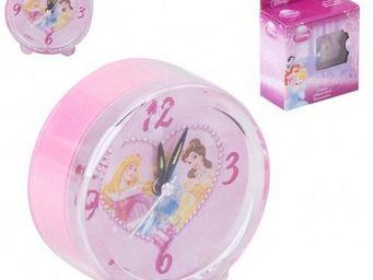 DISNEY - rveil rond princesses disney - Réveil Matin Enfant