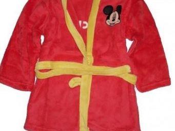 DISNEY - peignoir mickey 4-6 ans - Peignoir Enfant