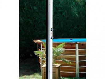 Cristaline - douche solaire 20l blanche - Douche D'extérieur