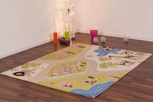 NAZAR - tapis amigo 100x150 zoo - Tapis Enfant