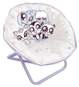 LITTLES PET SHOP - sige lune littlest pet shop - Chaise Enfant
