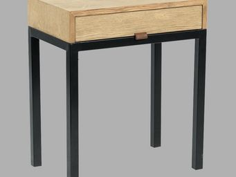 BLANC D'IVOIRE - bristol - Table De Chevet