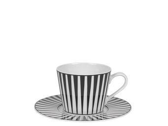 BLANC D'IVOIRE - twiggy tasse thé - Tasse À Thé