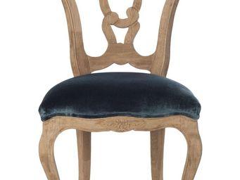 BLANC D'IVOIRE - joyce - Chaise