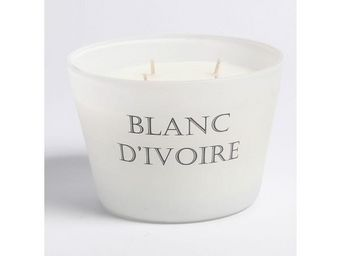 BLANC D'IVOIRE - l'envoutant - Bougie Parfum�e