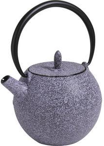 Aubry-Gaspard - th�i�re en fonte lavande 1 litre 16x14x11cm - Th�i�re