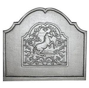Reignoux Creations - plaque avec motif - Plaque De Cheminée