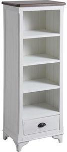 AUBRY GASPARD - étagère en pin campagne chic - Colonne De Rangement