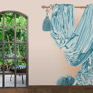 ATELIER MARETTE - draperie les wadden, wadden see, amrum - Papier Peint Panoramique
