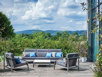 TODUS - sofa 3 - Salon De Jardin