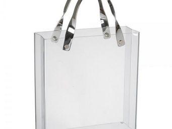 La Chaise Longue - porte revue beckky transparent - Porte Revues