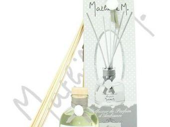 Mathilde M - diffuseur de parfum d'ambiance tiges de rotin - m - Diffuseur De Parfum Par Capillarité