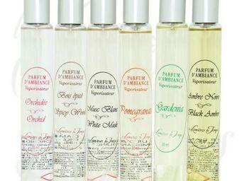 LES LUMI�RES DU TEMPS - parfum d'ambiance 30 ml - orchid�e - les lumi�res - Parfum D'int�rieur
