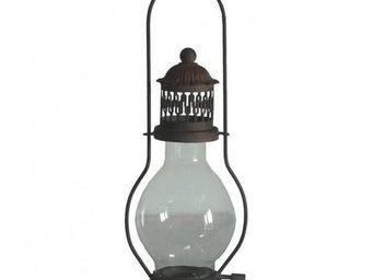 L'HERITIER DU TEMPS - lanterne style lampe à huile - Lanterne D'extérieur