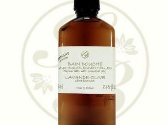 Savonnerie De Bormes - bain douche aux he - lavande olive - 250 ml - savo - Gel Douche