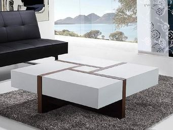 BELIANI - evora - Table Basse Carr�e