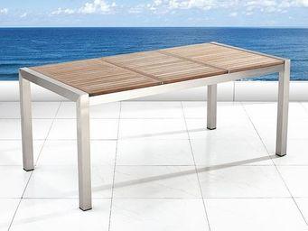 BELIANI - meubles en bois / teck - Table De Jardin