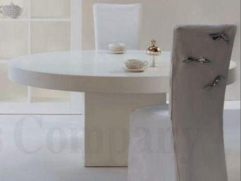 CYRUS COMPANY - giapponese - Table De Repas Ronde