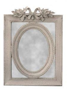 Demeure et Jardin - glace louis xvi petit mod�le - Miroir
