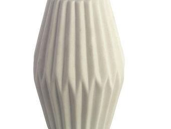 Interior's - vase en porcelaine gm - Vase À Fleurs