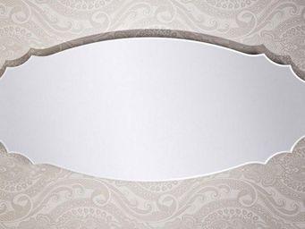 WHITE LABEL - donnabella miroir mural design en verre - Miroir